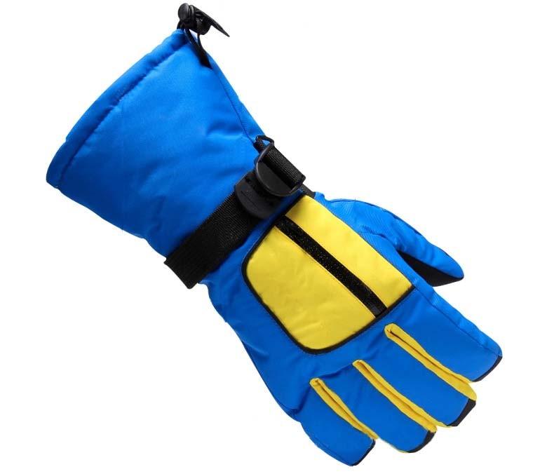 GLV939 Outdoor skiing waterproof windproof winter font b gloves b font with thickening fleece lovers parent