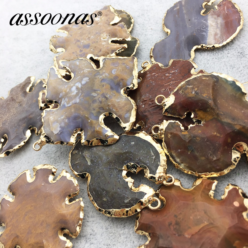 assoonas M181,jewelry accessories,jewelry making material,accessories parts,diy charm necklace,natural stone pendant,hand made