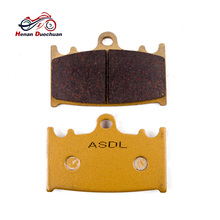 Brake-Pads SUZUKI GSXR Front Motorcycle for RG 125 FP/FR N/P/r/s GSF 400-650 600 -A