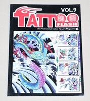 Популярные и дизайн татуировки A4 40 страниц книги на yuelong Поставка Горячие тату журнал книги для татуировки artistsfree доставка