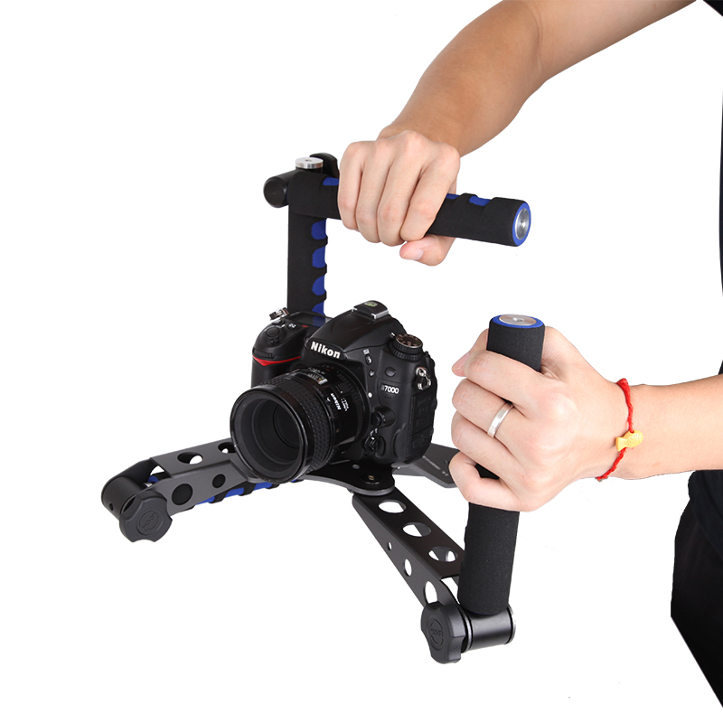 Q441 DSLR Handy Rig Shoulder Mount Steady Support Stabilizer Kit For Video DV Camera