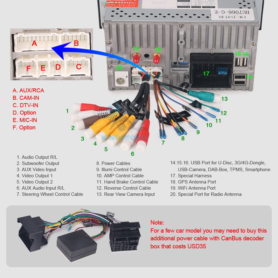 Jvc Tom Ford Wiring Harness on