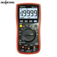 RM219 True-RMS 19999 compte multimètre numérique fréquence NCV mise hors tension automatique tension ca ampèremètre courant Ohm