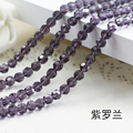 Free Shipping~!3A+ Tanzanite Color Round Crystal Glass Beads Loose for JDIY bracelet necklace jewelry accessories.4mm~10mm
