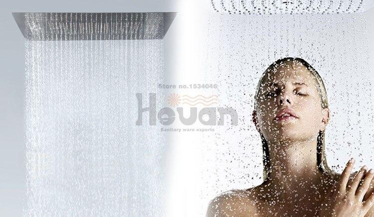 Luxury Bathroom Knobs aliexpress : buy luxury bathroom wall mounted shower set with