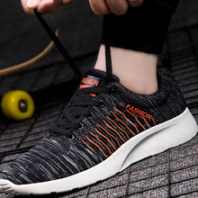 Wedges Sneakers 2019 Spring Shoes Men Casual Sneakers Size 10.5 Solid Black Sneakers Men's Shoes sapato masculino