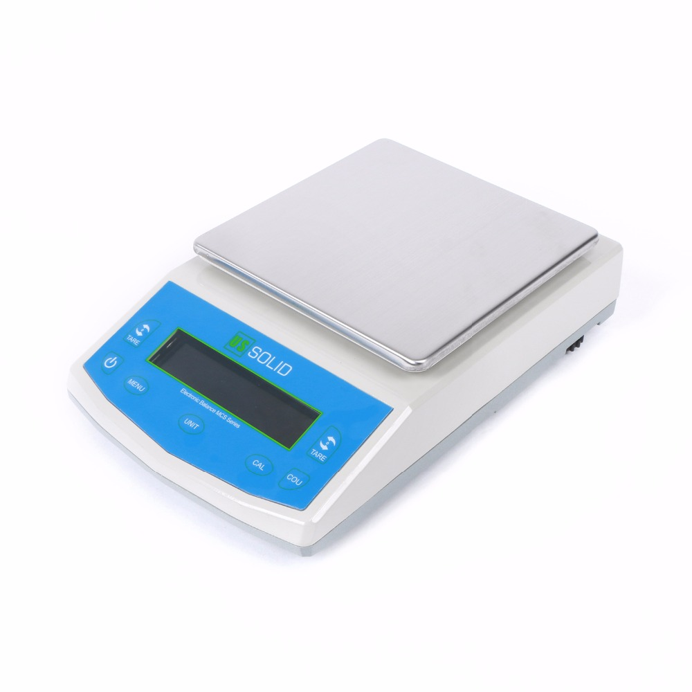 2000g x 1g Digital Balance Scale LCD Precision Weight 2000g x 0 01g electronic balance scale lcd battery precision weight