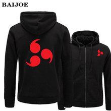 Naruto Zipper Sweatshirt Hoodie Jacket