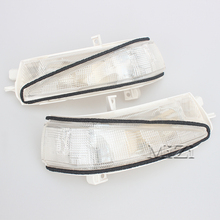 2Pcs Left+Rigt Rearview Mirror LED Turn Signal Flasher Light for HONDA CIVIC FA1 FD1 FD2 2006-2011 34350-SNB-013 34300-SNB-013