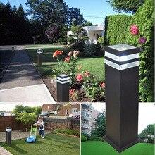 Открытый водонепроницаемый светодиодные лампы газон двор сад свет Пейзаж лампа уличного фонаря HQ-5008-2
