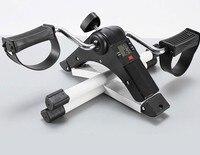 Office mini LED bicycle home simple exercise equipment for bike beauty leg rehabilitation training device