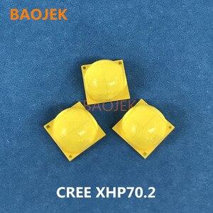 Оригинальный Cree XHP70.2 светодиодный 30 вт 6V12V мощный светильник, вспышка, светильник для мотоцикла, лампа для автомобиля, проекционный светильн...