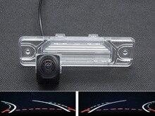 Trajectory Tracks1080P Fisheye Lens Car Rear view Camera For Renault Koleos 2009 2010 2011 2012 2013 2014 Parking Reverse