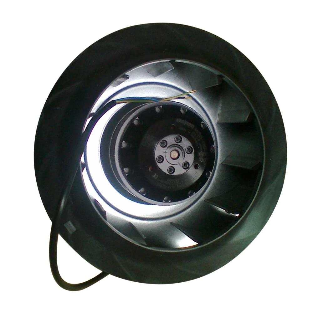 Original Ebmpapst  R2E225-AX52-05 Centrifugal Fan 225mm 230V 115/165W  50HZ/60HZ AC Cooling Fan