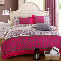 On Sale 4PCS New Bedding Set Bedding Set King Size Bed Sets Sheets Pillow Duvet Cover