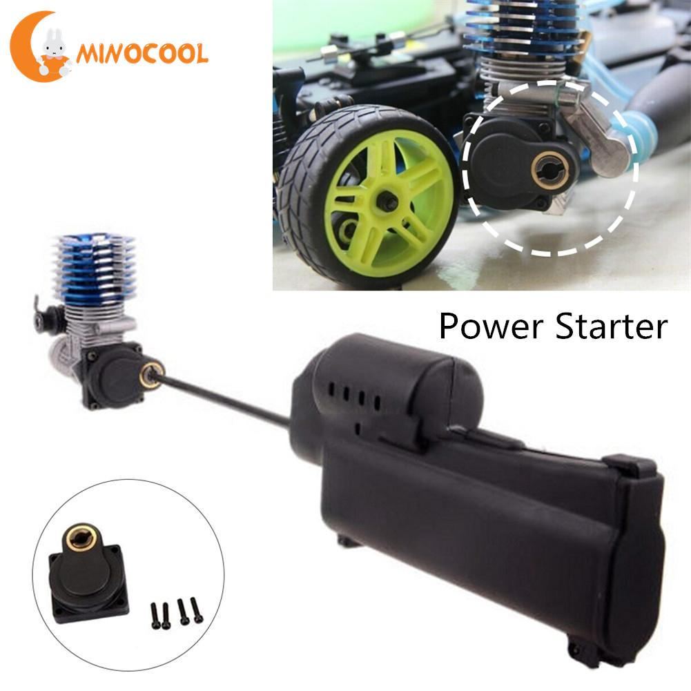 HSP Accessories Electric Power Starter for Vertex Fuel RC Car 70111 Electrical Starting 18 Engine Starter Kit fuel blends for caribbean power a techno economic feasibility study