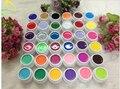 De calidad superior 36 unids arte del clavo puro UV Gel uñas Nail UV Gel de color set vernis semi permanente esmaltes permanentes de UV