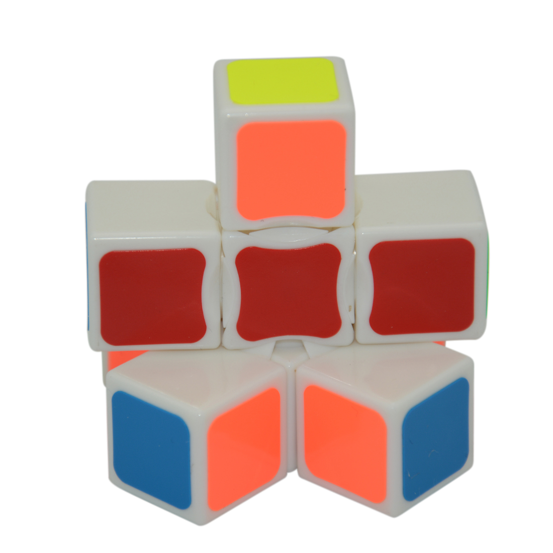 2017 Жаңа келу 1X3X3 дискета Magic Cube Puzzle Brain - Ойындар мен басқатырғыштар - фото 2