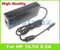 18.5 V 6.5A 120 W alimentatore per HP HDX HDX18 HDX18t Pavilion DV6 DV7 DV8 Caricatore di Potere del Rifornimento 608426-001 PPP016L-E 609941-001