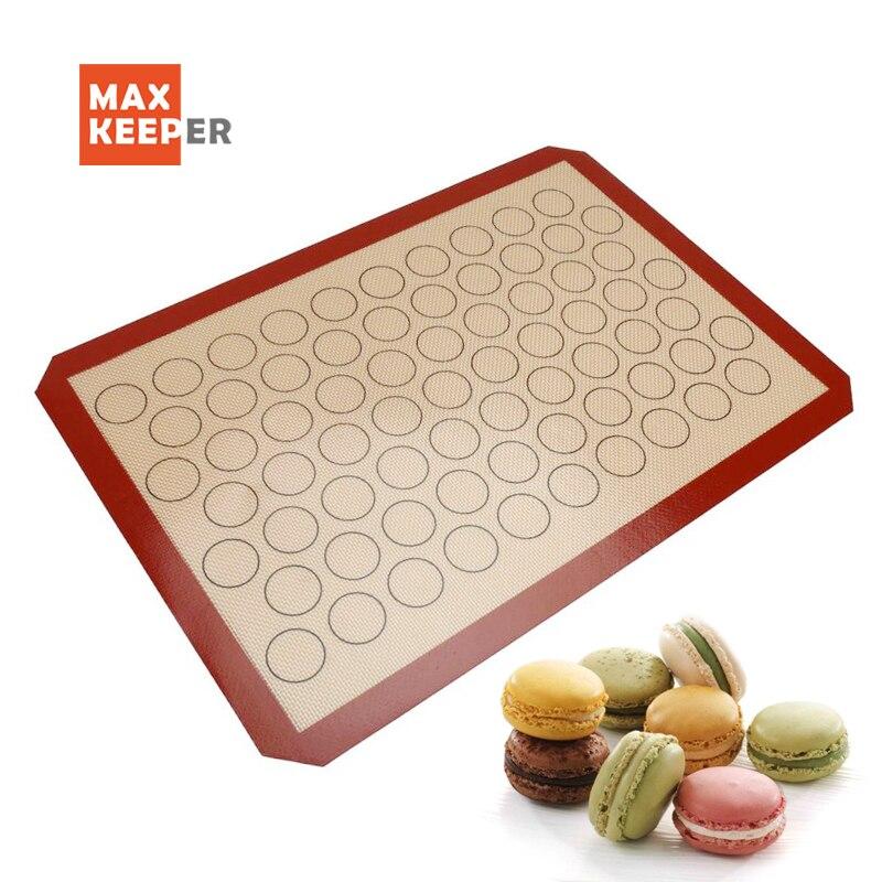 40 30cm Non Stick Silicone Baking Mat Pad Silpat Baking