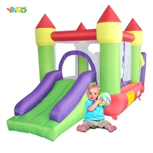 YARD Inflatable Bounce House Ball Pit Slide Combo Kids Juming Castle Special Offer for Asia