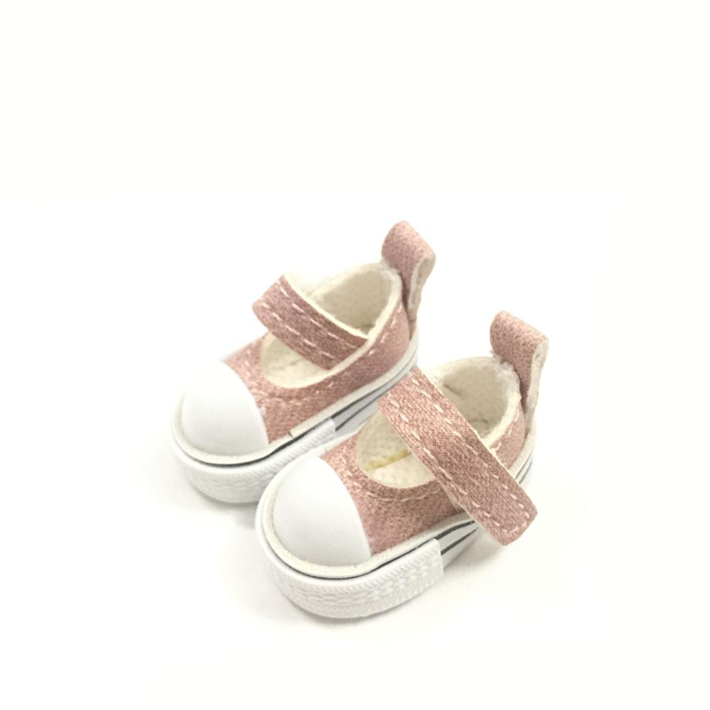 BEIOUFENG 3.5CM Doll Shoes for Blythe Doll,Joint Body Puppet Azone Pullip Accessories,Mini Boot One Pair