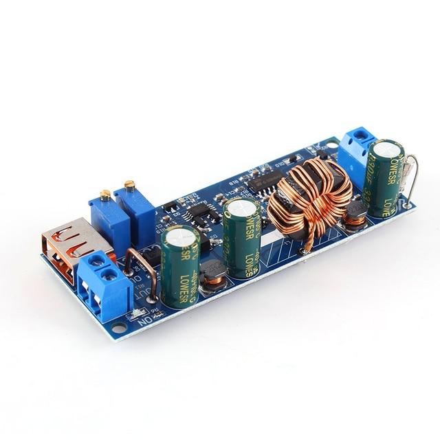 DC-DC 2 V-24 V à 3 V-30 V 80W USB Module dalimentation réglable convertisseur de tension de suralimentation 4A