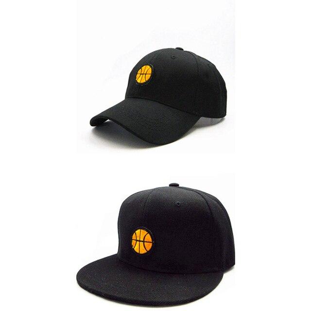 459099fc4d2612 LDSLYJR basketball embroidery cotton Baseball Cap hip-hop cap Adjustable  Snapback Hats for kids and adult size 306