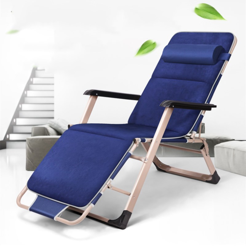 все цены на Heavy Duty Chaise Lounge Ultra Strong Folding Chair Multi-Function Portable Single Bed/Cot for Home Office Nap Camping/Beach