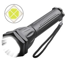 PANYUE LED Rechargeable Flashlight XHP-50 linterna torch 4000 lumens 18650 Battery Outdoor Camping Powerful Led