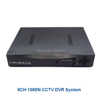 2017 New Style 8CH 1080N DVR Digital Video Recorder Support 8ch AHD TVI CVI CVBS IP