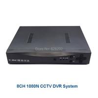 2017 New Style 8CH 1080N DVR Digital Video Recorder Support 8ch AHD TVI CVI CVBS IP