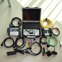 best diagnostic tool for bmw icom next for mb star c4 2in1 with latest 1tb ssd installed in cf30 military laptop ready to work