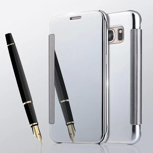 Mirror Case for Samsung Galaxy A3 2016 A7 A310 A710 Flip Cover Samsung 2016 J5 J7 J510FN J710FN Clear Case Business Shockproof
