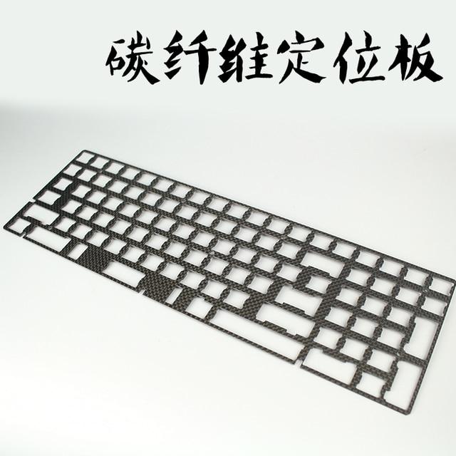 aliexpress com buy rs96 zz96 mechanical keyboard carbon fiber
