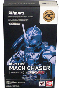 Image 5 - PrettyAngel   Genuine Bandai Tamashii Nations S.H.Figuarts Exclusive Kamen Rider Drive Kamen Rider Mach chaser Action Figure
