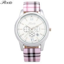 Dames montres Femmes Montres De Luxe Marque De Mode Quartz Montre de Femmes Horloge Montre-Bracelet Relogio Feminino R6072