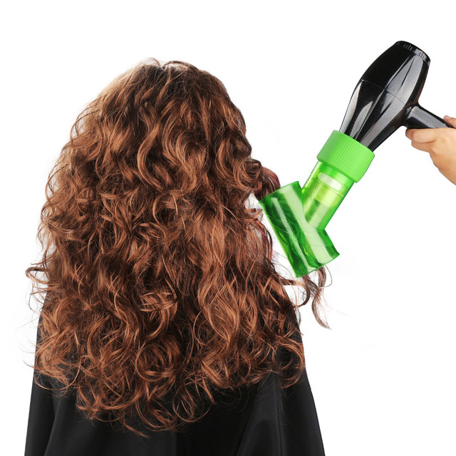 Wind Spin Dryer Hair Blow Dryer Attachment