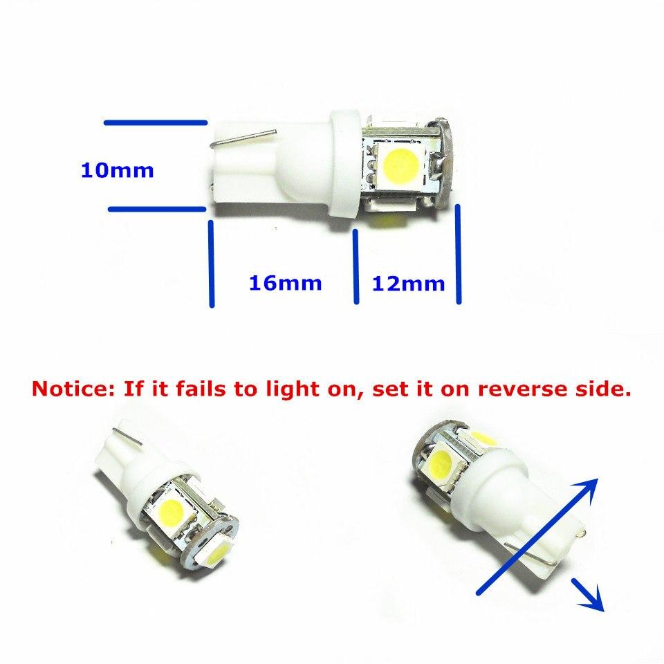 12V Светодиодная лампа для автомобиля - Автомобильные фары - Фотография 2