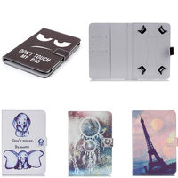 PU Leather Stand 7 0inch Universal Tablet Bag Cover Cute Case For Asus MeMO Pad 7