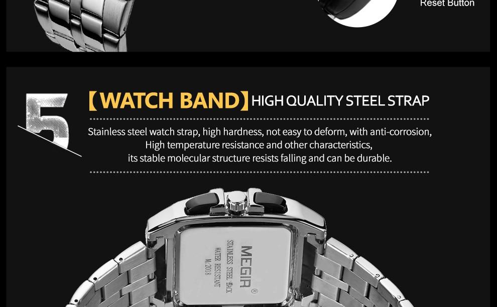 2018-En_13  MEGIR Males's Large Dial Luxurious Prime Model Quartz Wristwatches Artistic Enterprise Stainless Metal Sports activities Watches Males Relogio Masculino HTB12uNUkRjTBKNjSZFNq6ysFXXaG