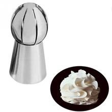 Cream Stainless Steel Flower Icing Piping Nozzles Tips Pastry Cake Baking Tool DIY