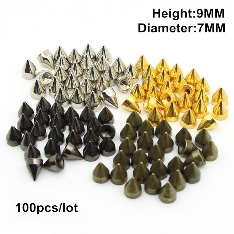 What store can i buy studs and spikes for clothing