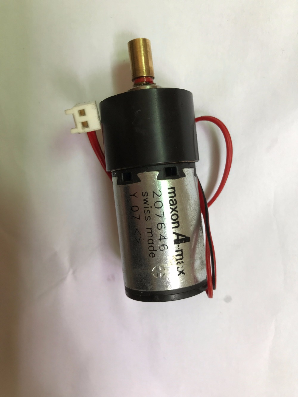 Fast shipping Free shipping Swiss maxon A-max hollow cup DC geared motor Model 20764 free shipping 20