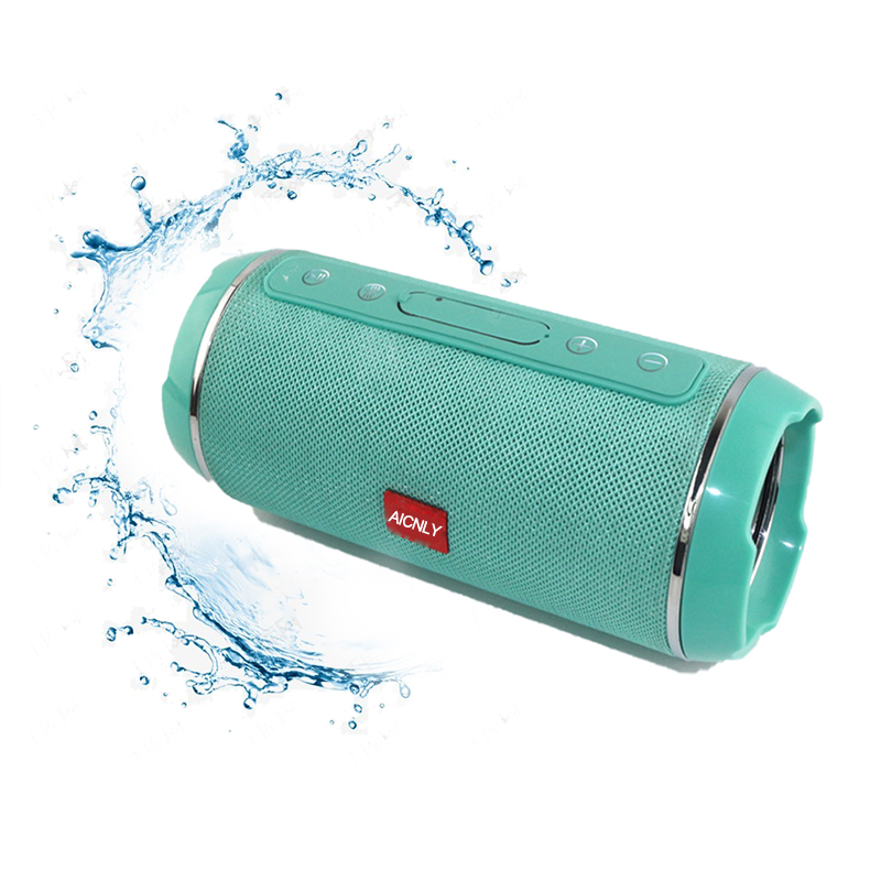 Mini Wireless Column Bluetooth 5.1 Speakers Waterproof
