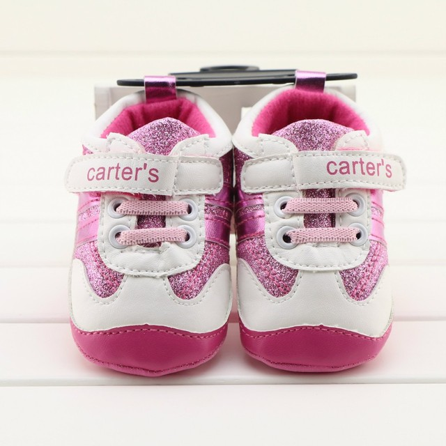Baby Girl Shoes Shoes Girls For Baby First Walkers Bebe Boots Sneakers  Brand Name Carters New Born Toddler Comfort Booties Kids 816d7c2457ea