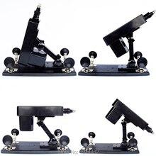 Автоматическая Секс Машины Пистолет Женский Выдвижной Мастурбация Насосной Пистолет Регулируемая Скорость Вибраторы Для Женщин Секс Игрушки С Фаллоимитатором