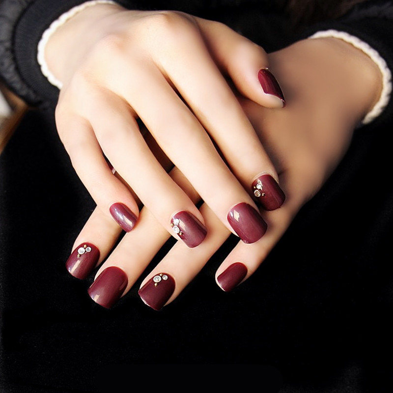 20 Short Nails Vampire Pictures And Ideas On Meta Networks