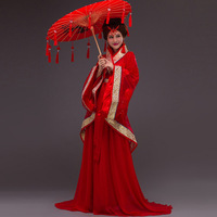 2017 Chinese Ancient Empress Costume Female Fairy Hanfu Women Dress Photography Photo Show Clothes Tradition Costume