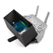 PGYTECH โทรศัพท์ตรวจสอบกระโปรงรีโมทคอนโทรลดวงอาทิตย์ร่มเงาสำหรับ DJI Mavic โปร/อากาศ Phantom 4 โปรประกายดวงอาทิตย์กระโปรง